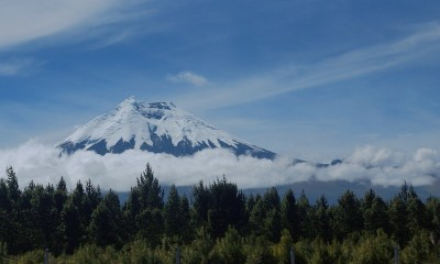 Le parc national du Cotopaxi picture