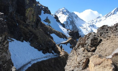 Langtang national park picture